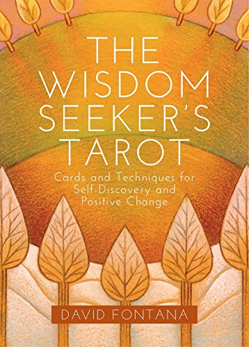 The Wisdom Seeker's Tarot: Cards and Techniques for Self-Discovery and Positive Change von Watkins Publishing