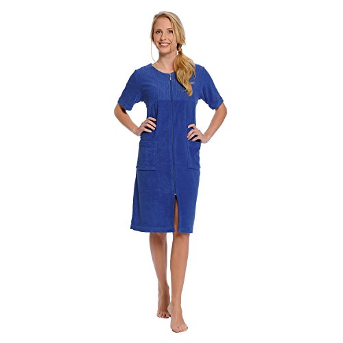 WeWo fashion Strandkleid 6429 Royalblau XXL von WeWo fashion