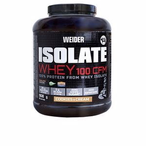 ISOLATE WHEY 100 CFM #cookies&cream 908 gr von Weider