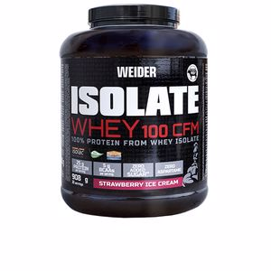ISOLATE WHEY 100 CFM #strawberry 908 gr von Weider