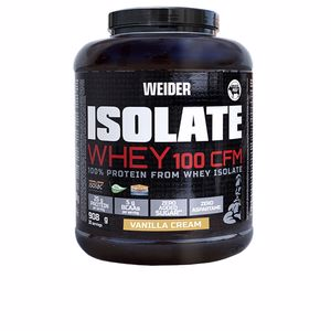 ISOLATE WHEY 100 CFM #vanilla cream 908 gr von Weider