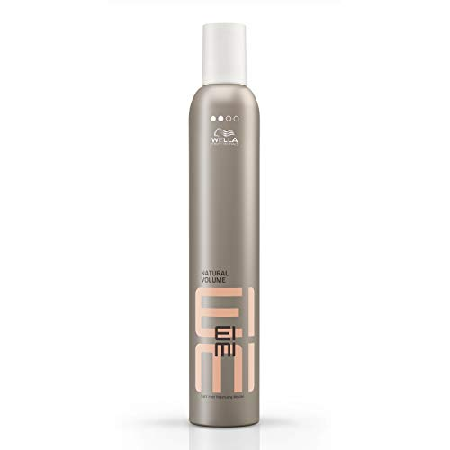 Wella Eimi Natural Volume Professionelles Volumenmousse,1er Pack (1 x 500 ml) von Wella Eimi