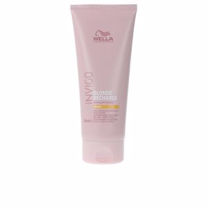 INVIGO BLONDE RECHARGE conditioner #warm 200 ml von Wella
