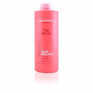 INVIGO COLOR BRILLIANCE conditioner fine hair 1000 ml von Wella