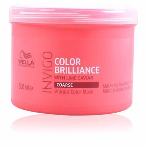 INVIGO COLOR BRILLIANCE mask coarse hair 500 ml von Wella