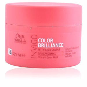 INVIGO COLOR BRILLIANCE mask fine hair 150 ml von Wella