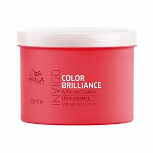 INVIGO COLOR BRILLIANCE mask fine hair 500 ml von Wella