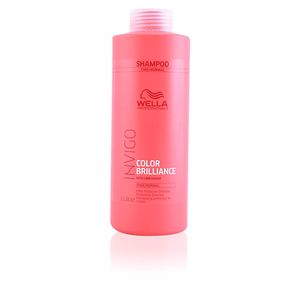 INVIGO COLOR BRILLIANCE shampoo fine hair 1000 ml von Wella