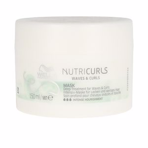 NUTRICURLS mask 150 ml von Wella