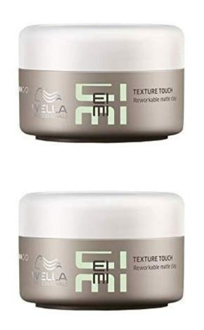 Wella Professionals Texture Touch EIMI Reworkable Clay, 2.51 Ounces (Pack of 2) by Wella von WELLA
