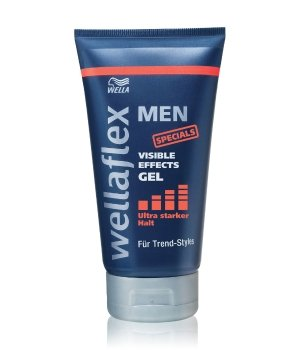 Wellaflex Men Visible Effects Gel Haargel  150 ml von Wellaflex