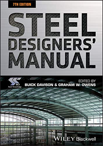 Steel Designers' Manual von John Wiley & Sons Inc
