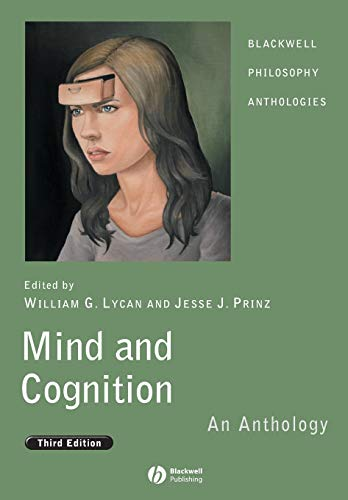 Mind and Cognition: An Anthology (Blackwell Philosophy Anthologies) von Wiley John + Sons