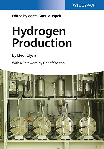 Hydrogen Production: by Electrolysis von Wiley-VCH