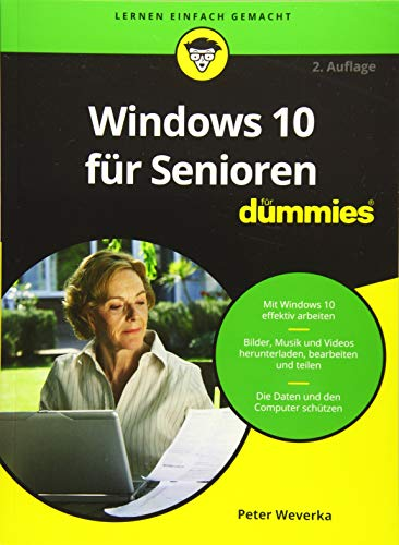 Windows 10 für Senioren für Dummies von Wiley-VCH