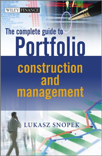 The Complete Guide to Portfolio Construction and Management (Wiley Finance Series) von Wiley