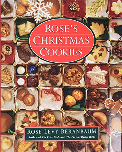 Rose's Christmas Cookies von William Morrow & Company