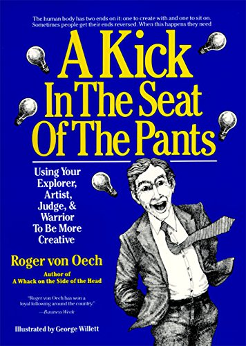 Kick In The Seat of the Pants von William Morrow Paperbacks
