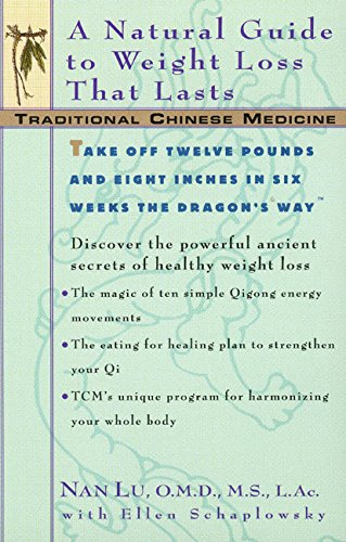 TCM: A Natural Guide to Weight Loss That Lasts (Traditional Chinese Medicine) von William Morrow Paperbacks