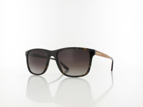 Wood Fellas Oberhaus 11712 6525 56 macassar havana / brown gradient von Wood Fellas