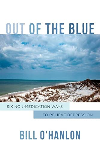 Out of the Blue - Six Non-Medication Ways to Relieve Depression (Norton Professional Books (Hardcover)) von W. W. Norton & Company