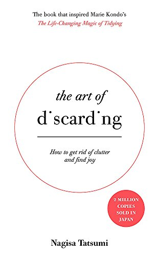 The Art of Discarding: How to get rid of clutter and find joy von Yellow Kite