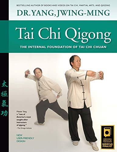 Tai Chi Qigong: The Internal Foundation of Tai Chi Chuan von YMAA Publication Center