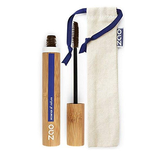 Zao Mascara Aloe Vera 091 Dark Brown von Zao