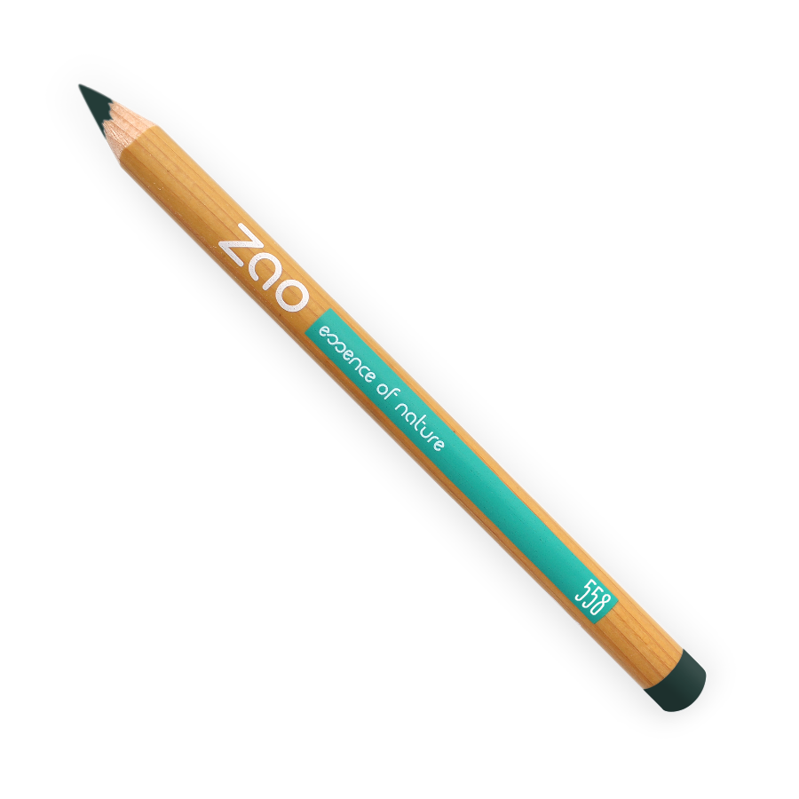 ZAO Multipurpose Pencils for Eyes, Brows & Lips - 558 Green von ZAO