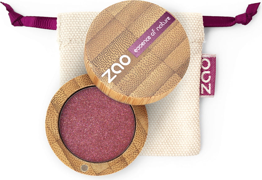 ZAO Pearly Eyeshadow - 115 Ruby Red von ZAO
