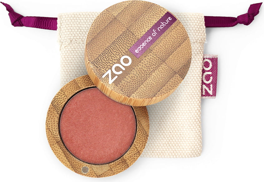 ZAO Pearly Eyeshadow - 119 Coral Rose von ZAO