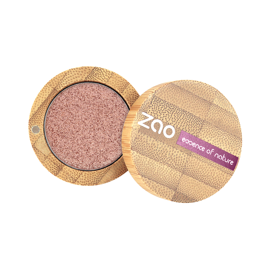 ZAO Pearly Eyeshadow - 271 Pinkish Copper (Ultra Shiny) von ZAO