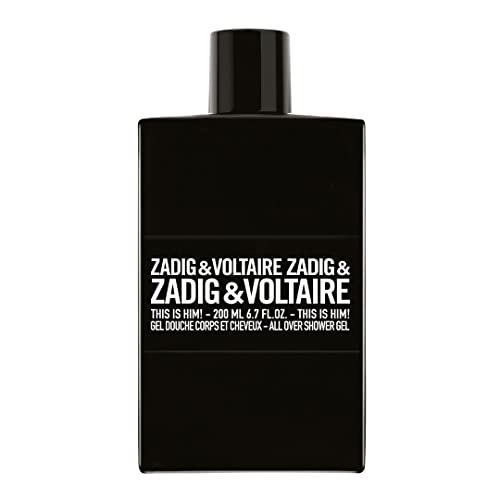 Zadig & Voltaire This is Him! homme/man, Duschgel, 200 ml von Zadig & Voltaire