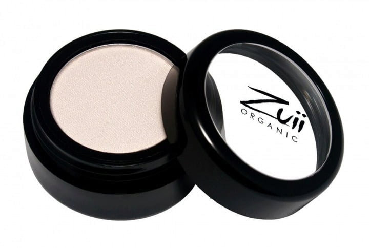 Certified Organic Flora Eye Shadow - Pink Ice von Zuii ORGANIC