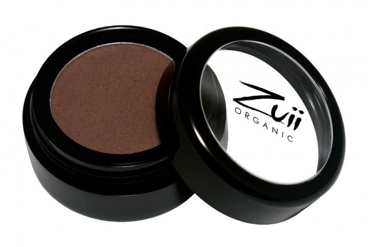 Certified Organic Flora Eye Shadow - Raisin (vegan) von Zuii ORGANIC