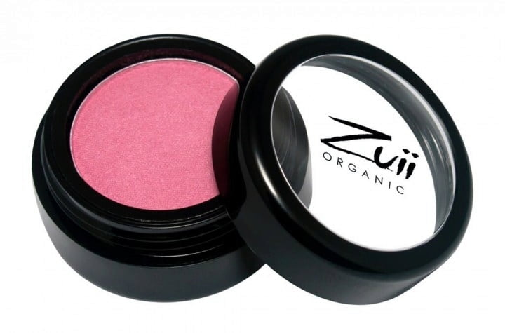 Certified Organic Flora Eye Shadow - Raspberry von Zuii ORGANIC