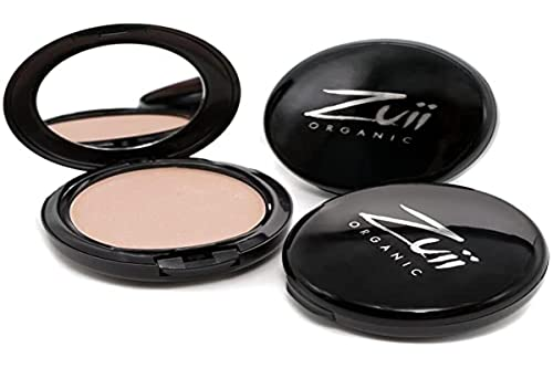 Powder Glow Highlighter von Zuii Organic Cosmetic