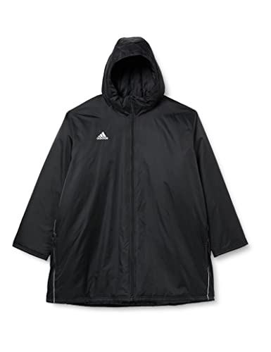 adidas Herren CORE18 STD JKT Jacket Black/White 3XL von adidas