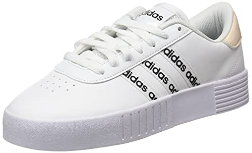 adidas Performance Damen GZ8439_40 2/3 Sneakers, White, EU von adidas