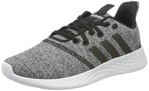 adidas Damen Puremotion Sneaker, Core Black/Core Black/Cloud White, 38 2/3 EU von adidas