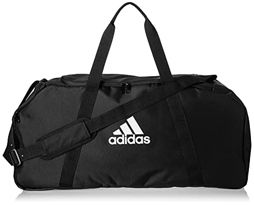 adidas TIRO DU L Sports Bag, Black/White, NS von adidas