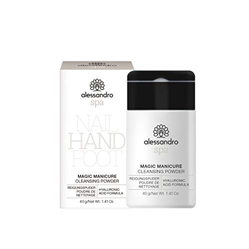 alessandro Magic Manicure Cleansing Powder - Reinigungspulver, 40 g von alessandro