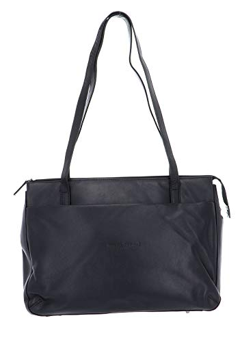 bruno banani Tasche, Damentasche, Shopper Whisper Black von bruno banani