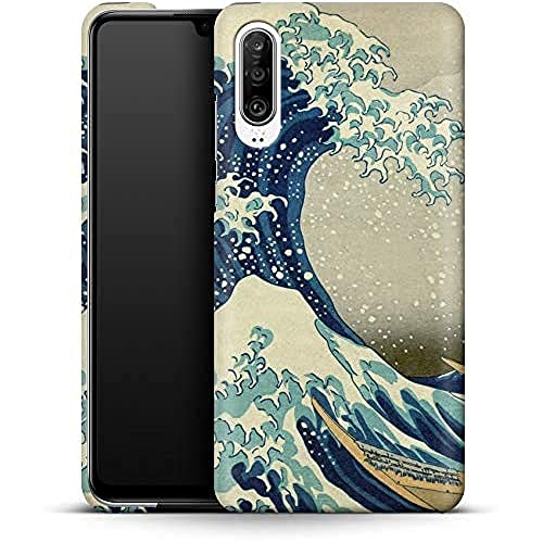 Smartphone Handyhülle Great Wave Off Kanagawa by Hokusai Huawei P30 von caseable GmbH