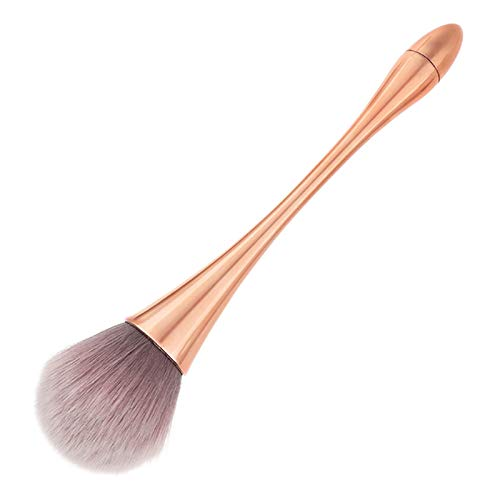 Make up Pinsel Rose Gold Powder Blush Make-up Pinsel Für Shading Foundation Base Contour Textmarker Make-up Pinsel Bronzer Concealer Cosmetic von fangzhuo