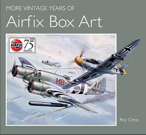 More Vintage Years of Airfix Box Art von imusti