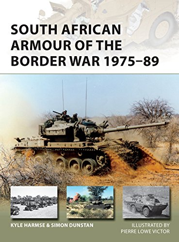 South African Armour of the Border War 1975–89 (New Vanguard, Band 243) von Osprey Publishing