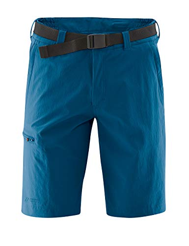 maier sports Herren Huang Shorts, blue sapphire, 48 von Maier Sports