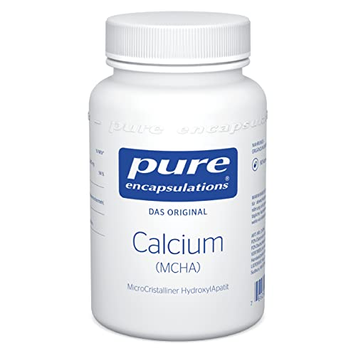 Pure Encapsulations - Calcium (MCHA) 180 Kps von Pure Encapsulations