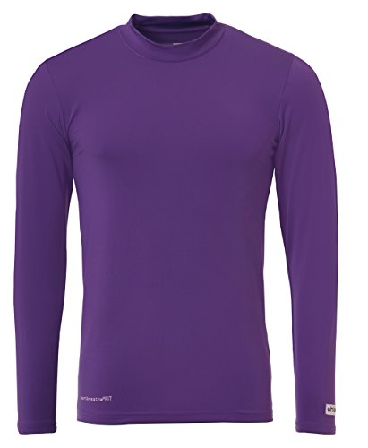 uhlsport Funktionsshirt LA Herren Shirt, Purple, XS von uhlsport